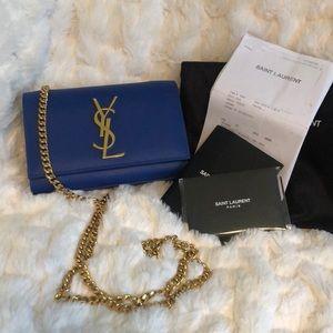 YSL Saint Laurent Monogram Kate SmallCrossbody Bag